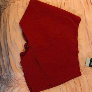 Red Envelope Skirt